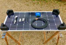 Header panneaux solaires